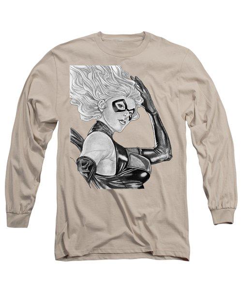 Ms Marvel Long Sleeve T-Shirt