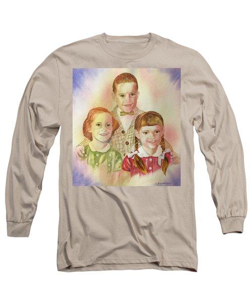 The Latimer Kids Long Sleeve T-Shirt