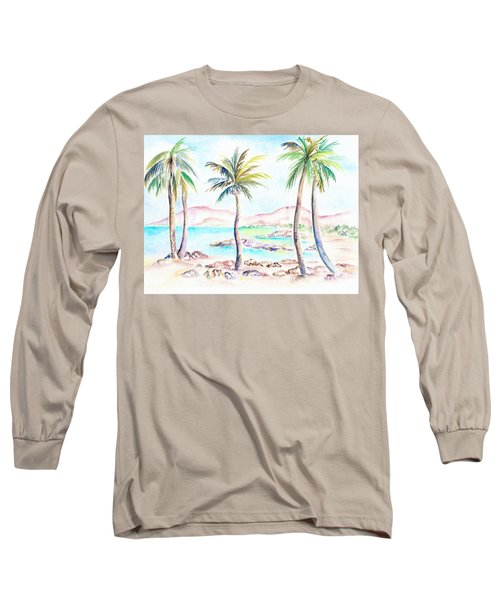 My Island Long Sleeve T-Shirt