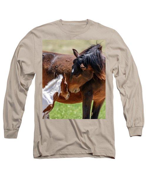 My Little One Long Sleeve T-Shirt