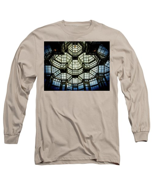 Glass Ceiling National Gallery Of Canada Long Sleeve T-Shirt