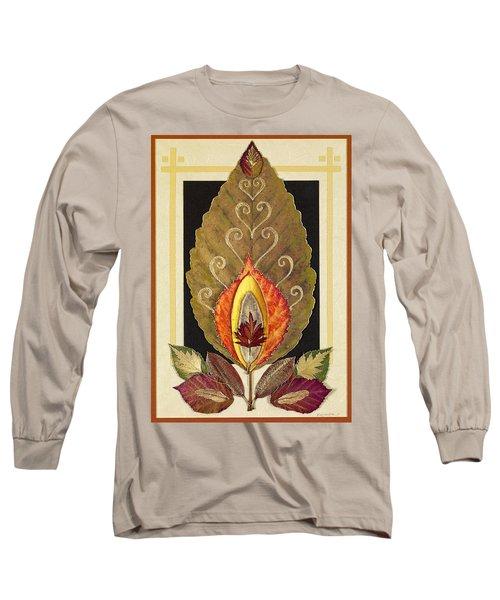 Nature In Balance Long Sleeve T-Shirt