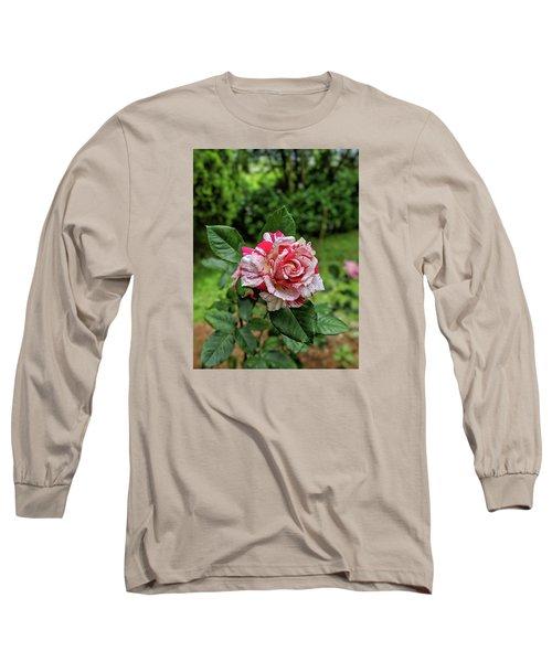 Neil Diamond Rose Long Sleeve T-Shirt