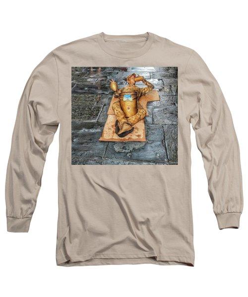 Nola Street Art Alive  Long Sleeve T-Shirt