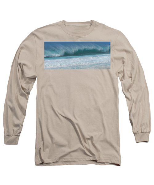 North Shore Surf's Up Long Sleeve T-Shirt