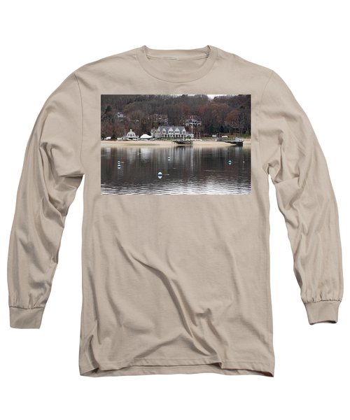 Northport Harbor Long Sleeve T-Shirt