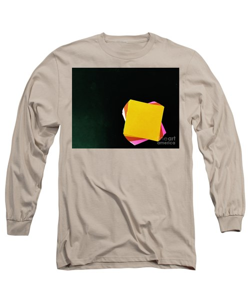 Note Worthy Long Sleeve T-Shirt