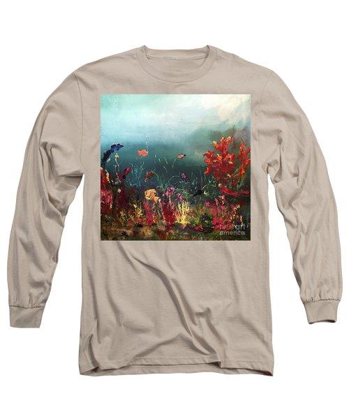 Ocean Beauty Long Sleeve T-Shirt
