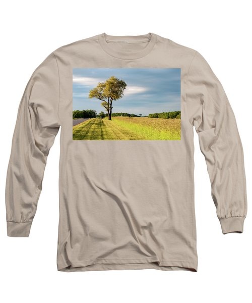Off The Road Long Sleeve T-Shirt