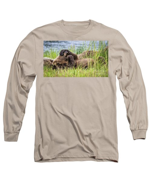 Oh My God Long Sleeve T-Shirt