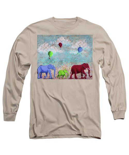 Oh The Places You'll Go Long Sleeve T-Shirt