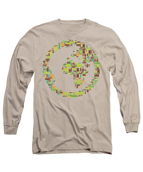 One Planet Long Sleeve T-Shirt