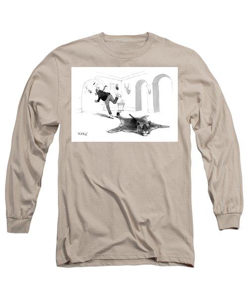 Oops Long Sleeve T-Shirt