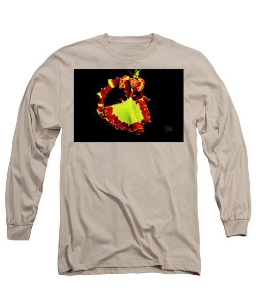 Orchid Study Nine Long Sleeve T-Shirt
