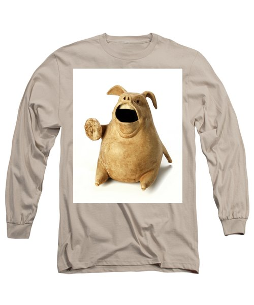 Out Your Pig Long Sleeve T-Shirt