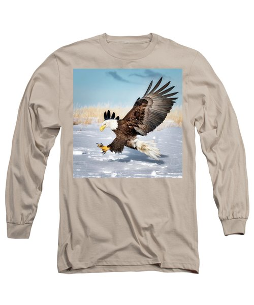 Outstretched Claws Long Sleeve T-Shirt