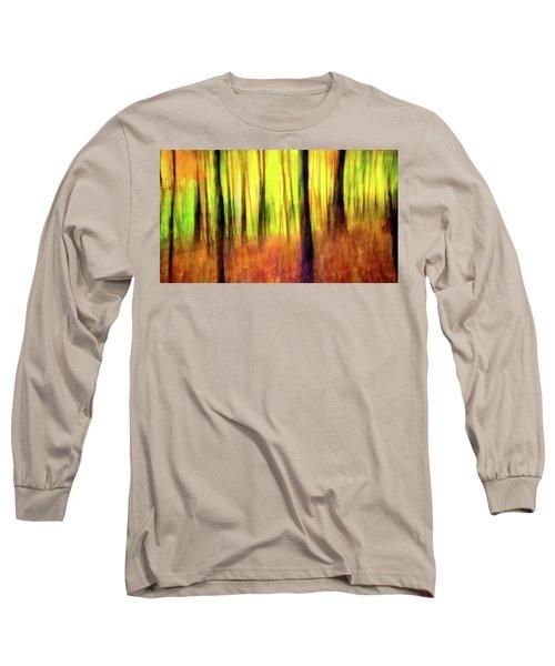 Ozark Autumn Blaze Long Sleeve T-Shirt