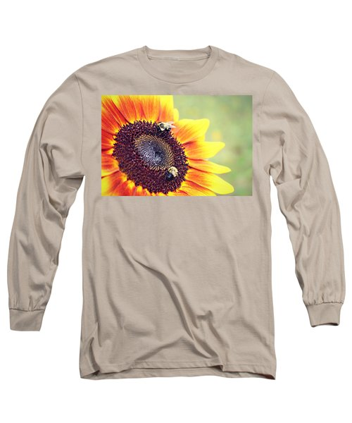 Painted Sun Long Sleeve T-Shirt