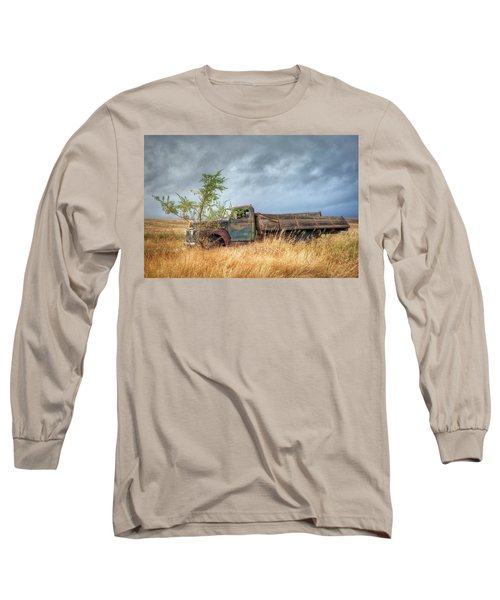 Parked  Long Sleeve T-Shirt
