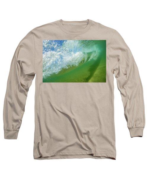 Passing Barrel Long Sleeve T-Shirt