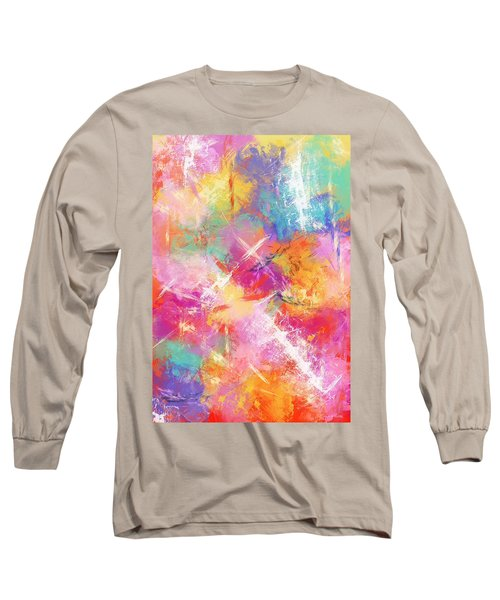 Perfect Contentment Long Sleeve T-Shirt