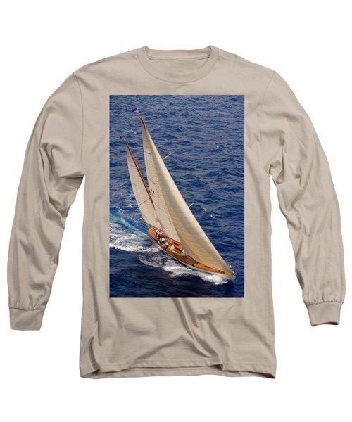 Perfect Trim Long Sleeve T-Shirt