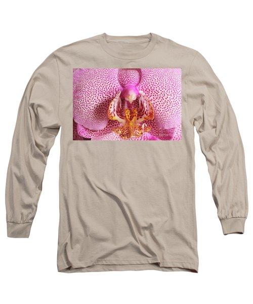 Phalaenopsis Orchid Long Sleeve T-Shirt