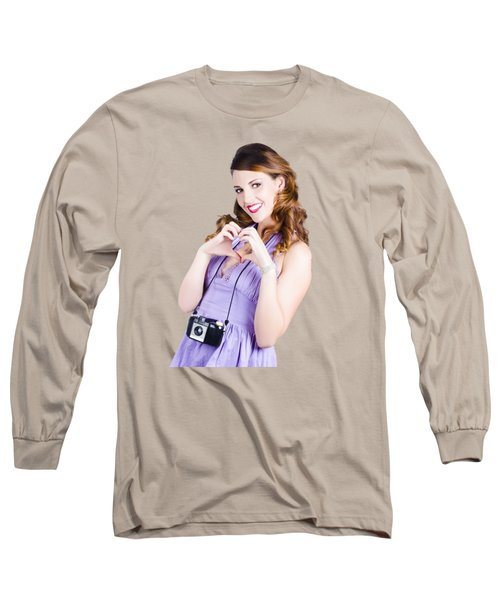 Photography Love Long Sleeve T-Shirt