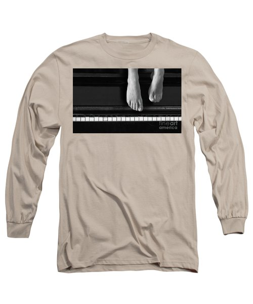 Piano #0215az Long Sleeve T-Shirt