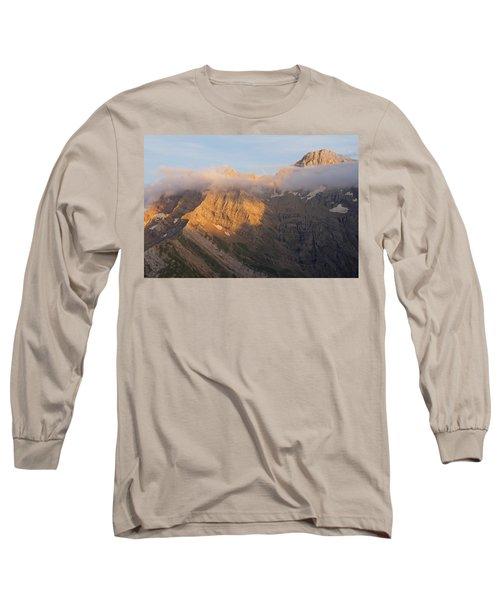 Pic De Marbore Sunset Long Sleeve T-Shirt