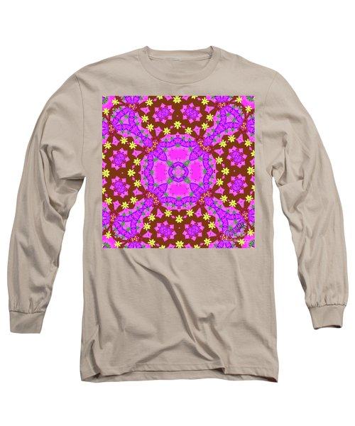 Pink 2 Long Sleeve T-Shirt