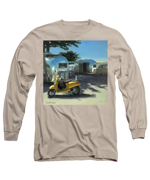 Pismo Vintage Rally Long Sleeve T-Shirt