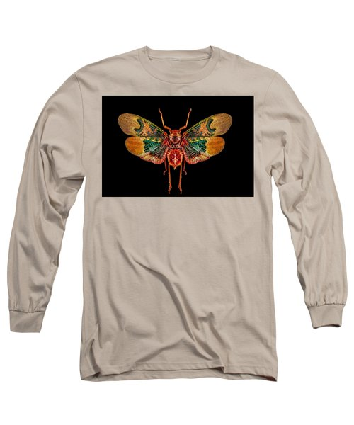 Planthopper Lanternfly Long Sleeve T-Shirt