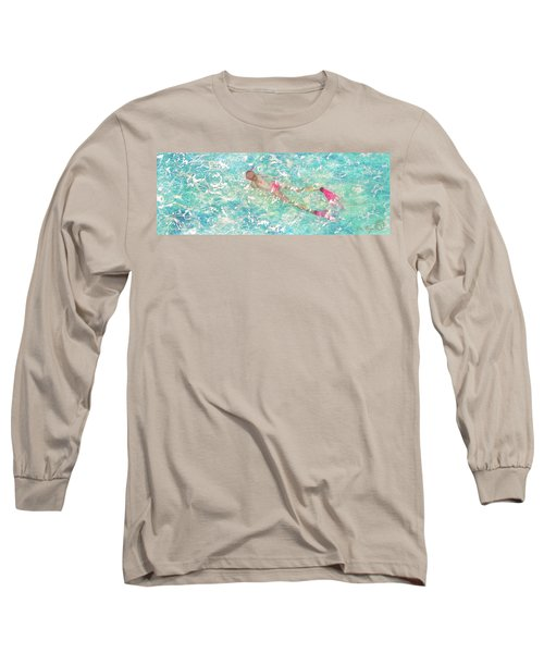 Playful Long Sleeve T-Shirt