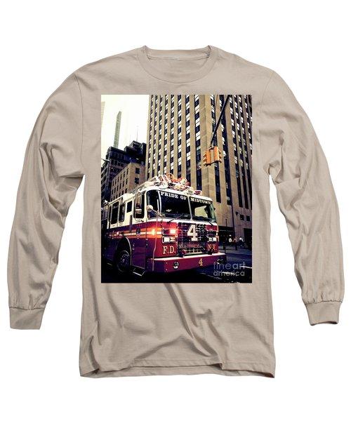 Pride Of Midtown Long Sleeve T-Shirt