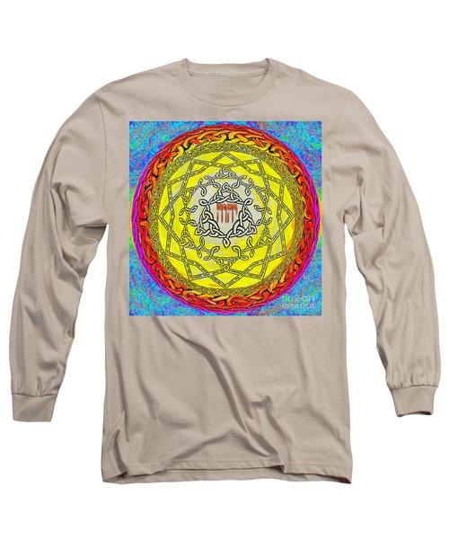 Psalm 37 Long Sleeve T-Shirt
