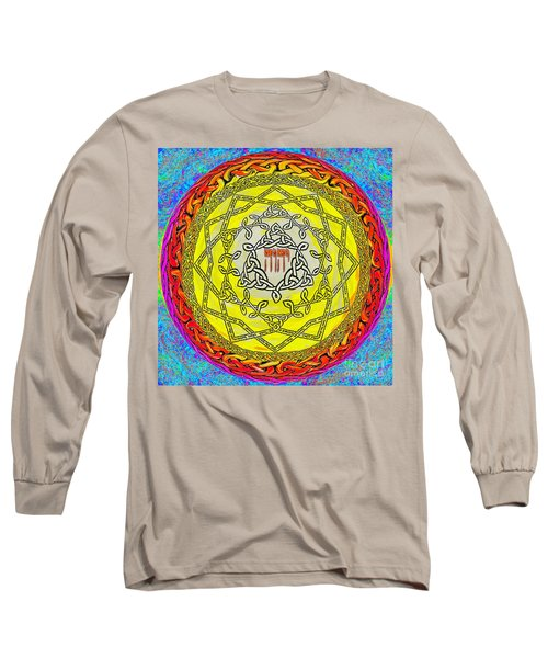 Psalm 37 Long Sleeve T-Shirt