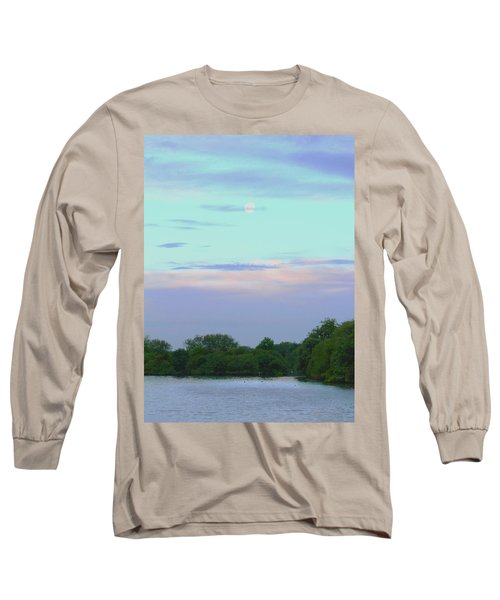 Purple Dawn Long Sleeve T-Shirt