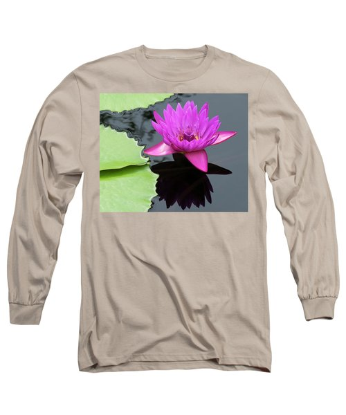 Purple Majesty Long Sleeve T-Shirt