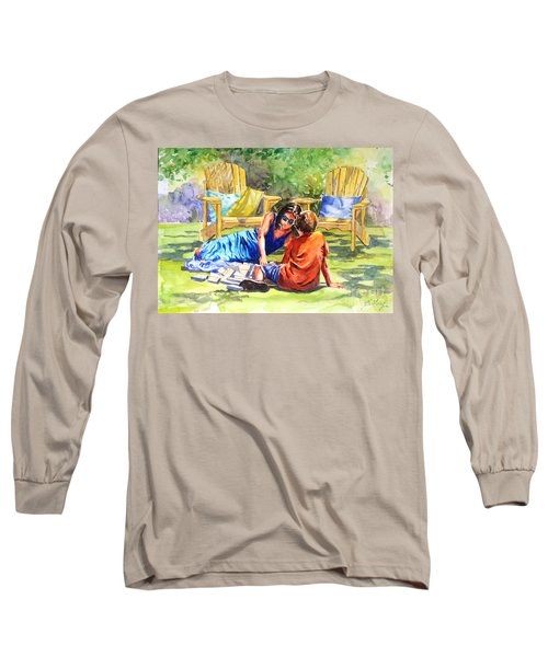 Quality Time Long Sleeve T-Shirt