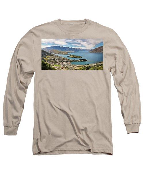 Queenstown Long Sleeve T-Shirt