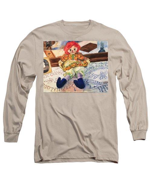 Raggedy Annie Long Sleeve T-Shirt