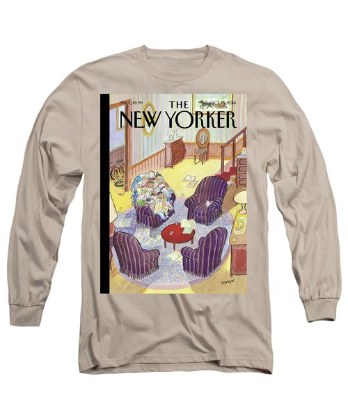 Reading Group Long Sleeve T-Shirt