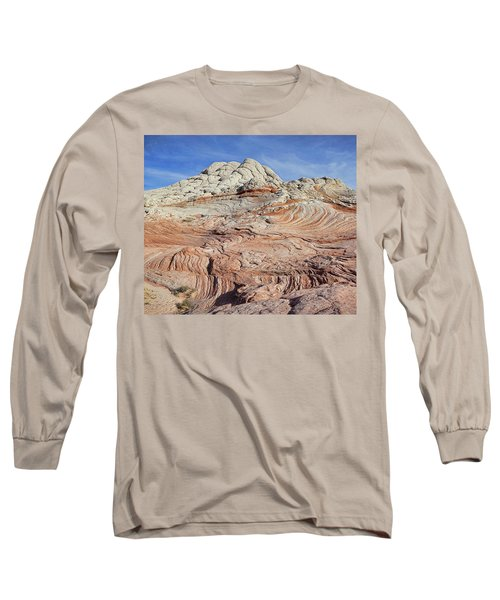 Long Sleeve T-Shirt featuring the photograph Remnants Of A Distant Past by Theo O'Connor