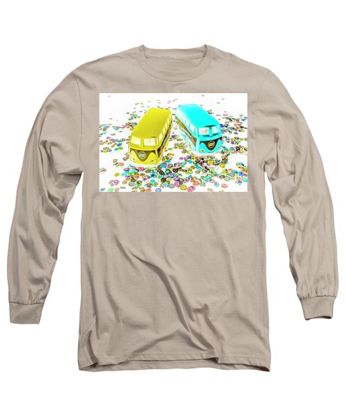 Retro Touring Long Sleeve T-Shirt