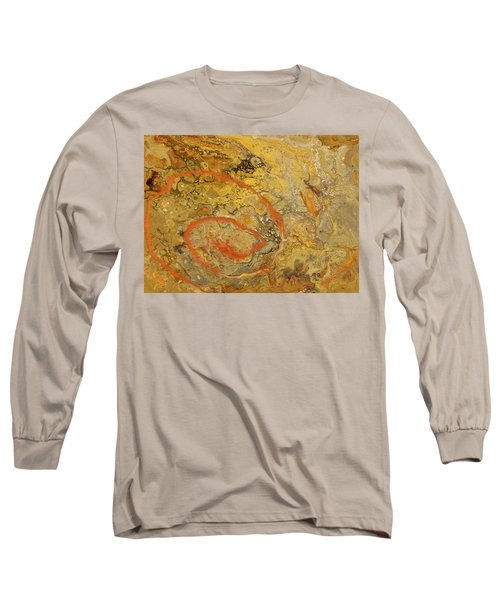 Riverbed Stone Long Sleeve T-Shirt