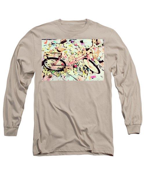 Romantic Getaway Long Sleeve T-Shirt