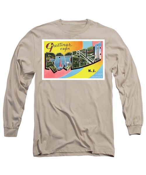 Roselle Greetings Long Sleeve T-Shirt
