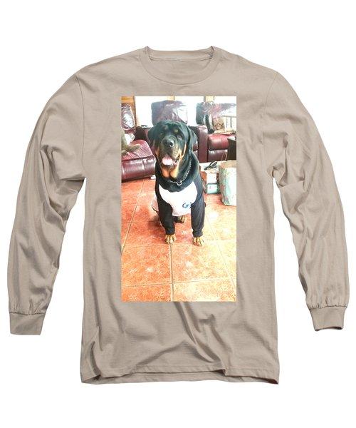 Rottie Long Sleeve T-Shirt