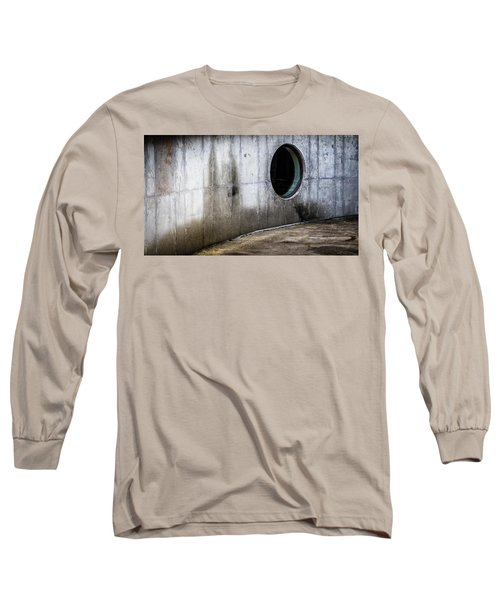 Round Window Long Sleeve T-Shirt